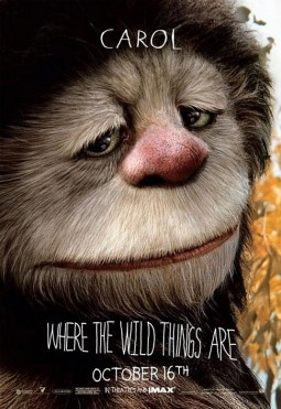 La peli del viernes: Where The Wild Things Are