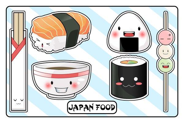 Glosario de Alimentos japoneses…¿Qué es cada cosa y cómo