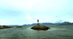 Faro del fin del mundo. Ushuaia